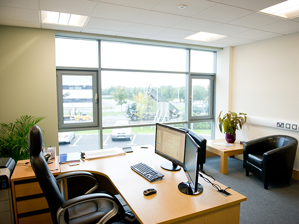 Private Office at Omagh Enterprise