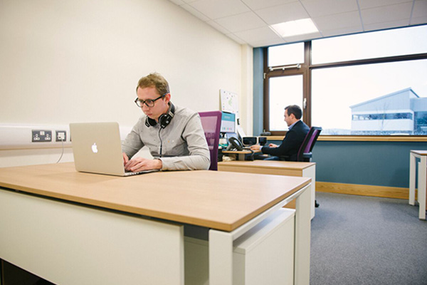 Co-Working at Omagh Enterprise