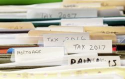 Time For A Tax Spring Clean