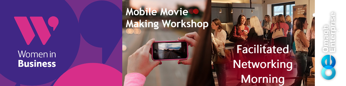 Smartphone Promotional Video Marketing in Omagh Enterprise