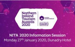 Northern Ireland Tourism Awards 2020