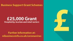 Coronavirus: £25,000 Retail, Hospitality, Tourism and Leisure Grant